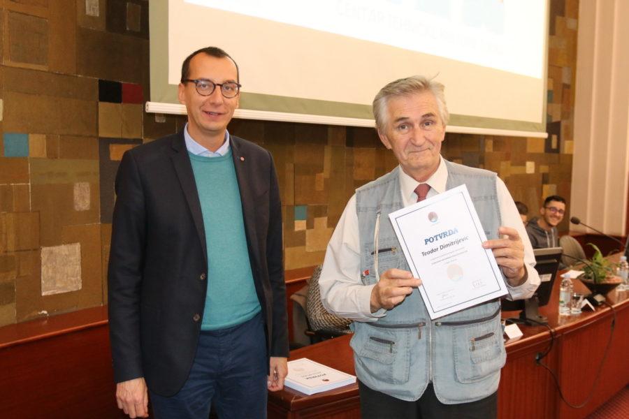Uručena priznanja za polaznicima besplatnih informatičkih tečajeva