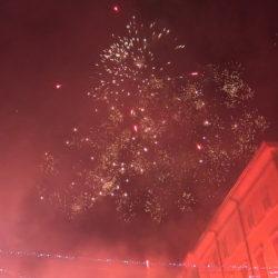 Spektakularan vatromet za doček EPK godine