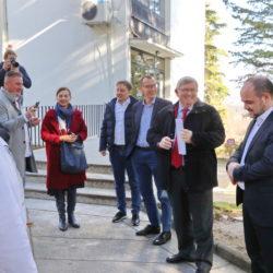 Obilazak obnovljene Psihijatrijske bolnice Lopača