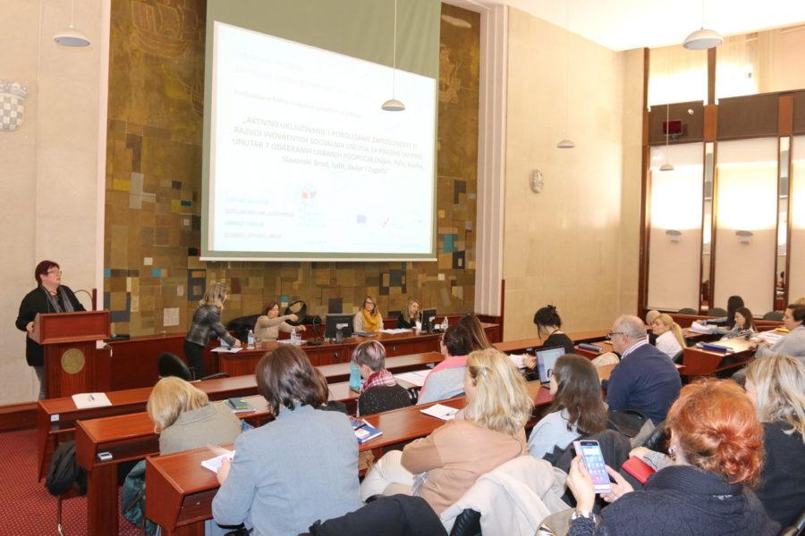 Održana radionica o europskom programu promocije socijalne uključenosti i zapošljivosti marginaliziranih skupina