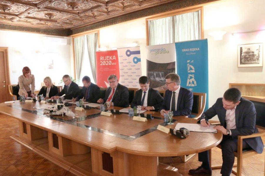 Potpisivanje Ugovora o nastavku poslovne suradnje na integriranom putničkom prijevozu