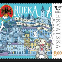 Marka Rijeke - Europske prijestolnice kulture 2020