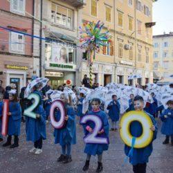 Dječja karnevalska povorka 2020
