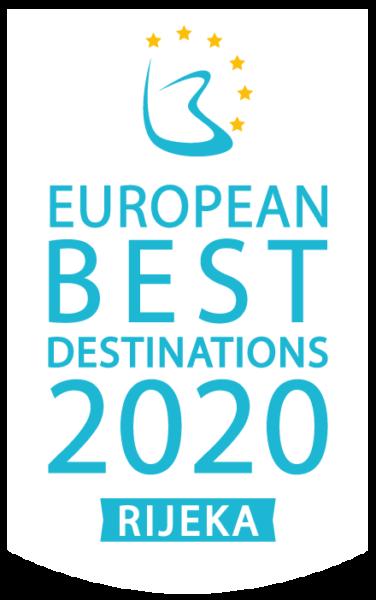 European Best Destination 2020 Rijeka
