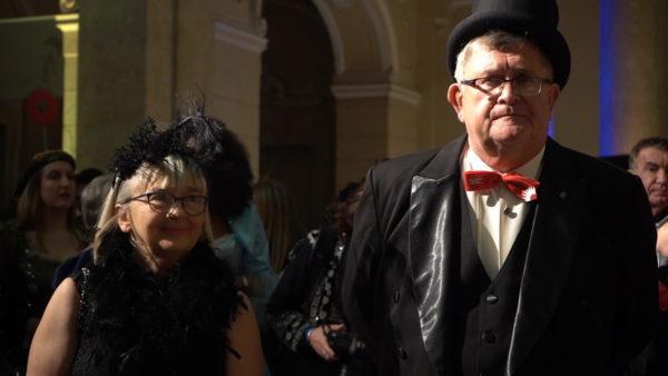 Gradonačelnik Rijeke Vojko Obersnel sa suprugom