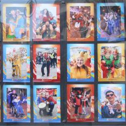 """Na Korzu postavljena humanitarna izložba """"Nasmijana lica Riječkog karnevala"""""""