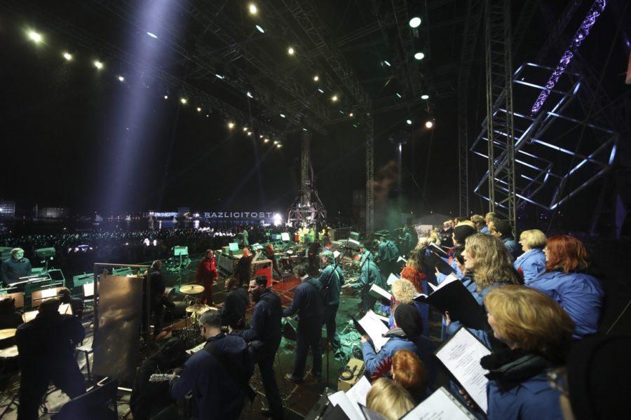 Otvorenje Europske prijestolnice kulture Opera Industriale