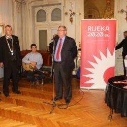 Predstavljanje prvog riječkog pjenušca Rijeka 2020