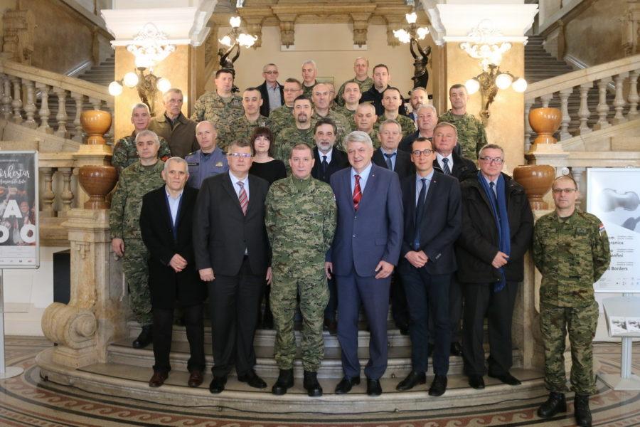 Prijem za polaznike Ratne škole Ban Josip Jelačić