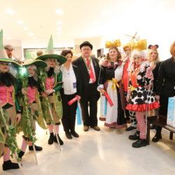 Susret s gostujućim karnevalskim skupinama