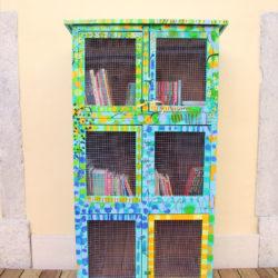Ormarić s knjigama i slikovnicama