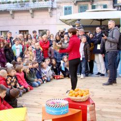 Trg svete Barbare pretvoren u okupljalište svih generacija