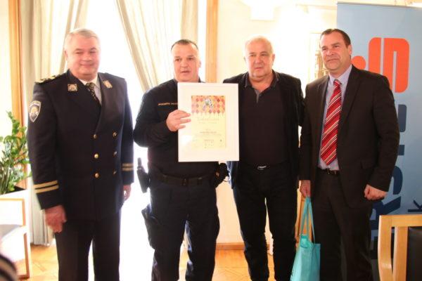 Goran Gašpert, Zahid Habibović, Nikola Ivaniš i Petar Škarpa