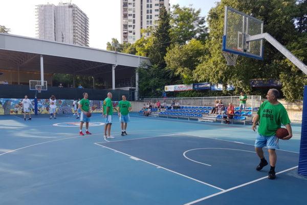Košarkaško igralište Zamet 1