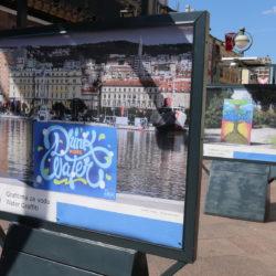 """Svjetski dan voda - izložba """"Grafitima za vodu"""""""