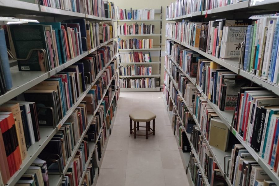 Gradska knjižnica Rijeka (foto: Gradska knjižnica Rijeka)