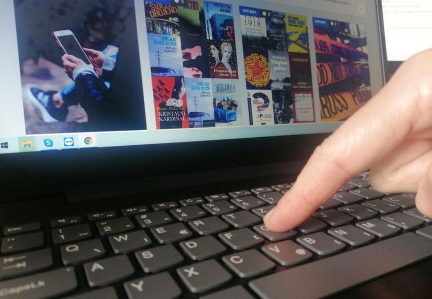 Online upis u Gradsku knjižnicu Rijeka