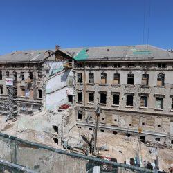 Uređenje T - objekta u kompleksu Benčić - Gradska knjižnica Rijeka