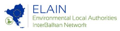 ELAIN - Environmental Local Authorities InterBalkan Network - Balkanska mreža lokalnih ekoloških vlasti