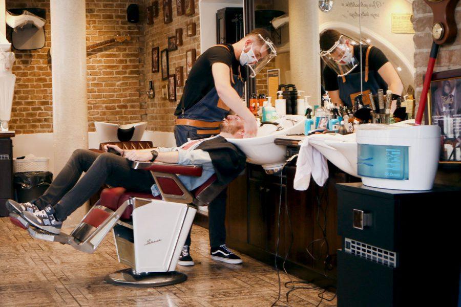 Frizerski saloni u doba korone