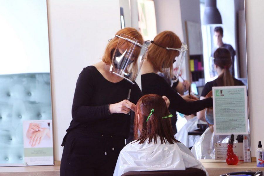 Frizerski saloni ponovno otvoreni uz mjere zaštite