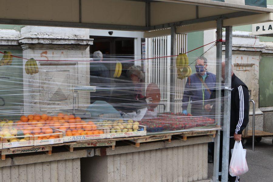 Gradske tržnice - organizacija rada u doba pandemije korona virusa