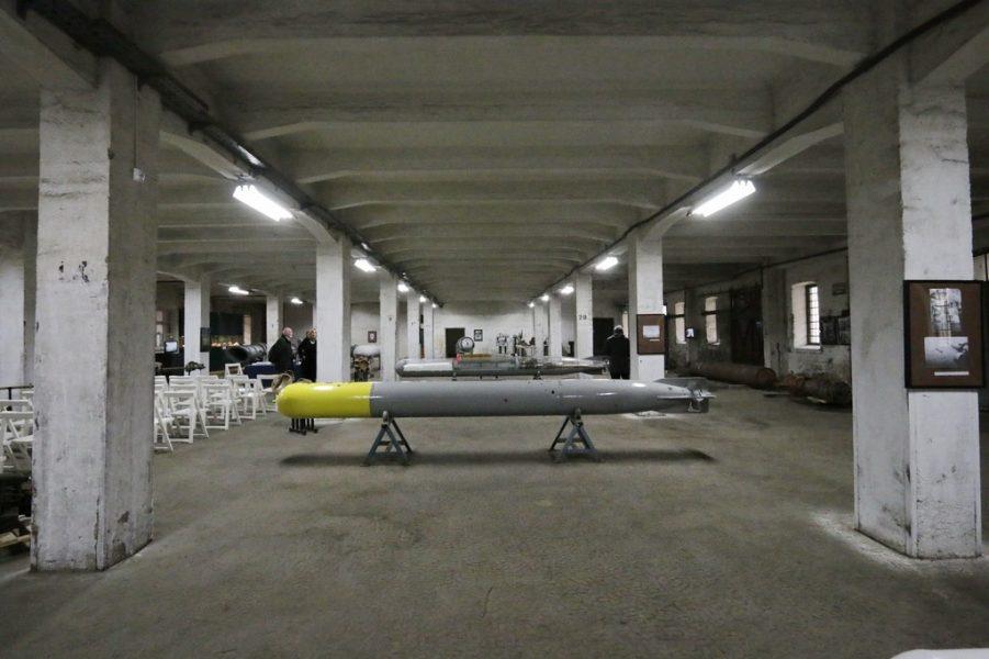Izložba torpedo