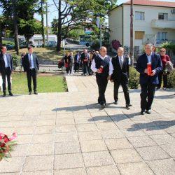 Obnovljen spomenik borcima NOB na Zametu