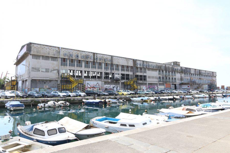 Prostor Exportdrva na Delti