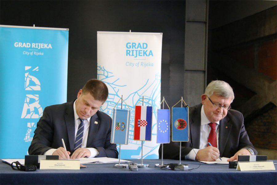 Potpis ugovora za koncesiju Exportdrva