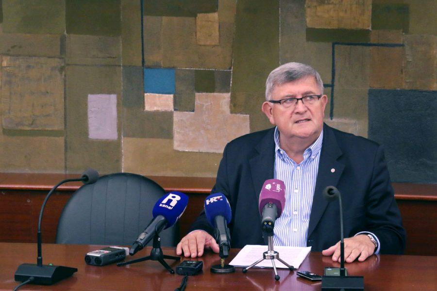 Redovna gradonačelnikova konferencija za medije 14.5.2020