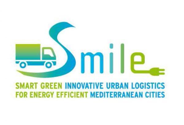 SMILE - Pametna zelena Inovativna urbana logistika za energetski učinkovite mediteranske gradove