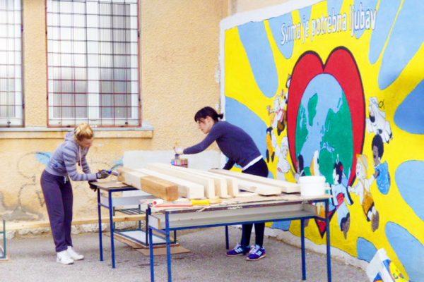 Volonterske aktivnosti neprofitnog sektora