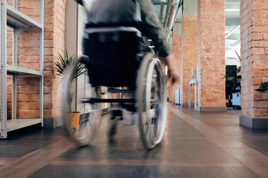 Invalidska kolica_Pexels