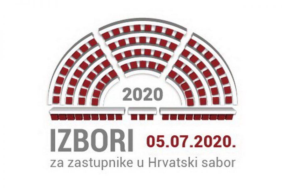 Izbori za predstavnike u Hrvatski sabor 2020