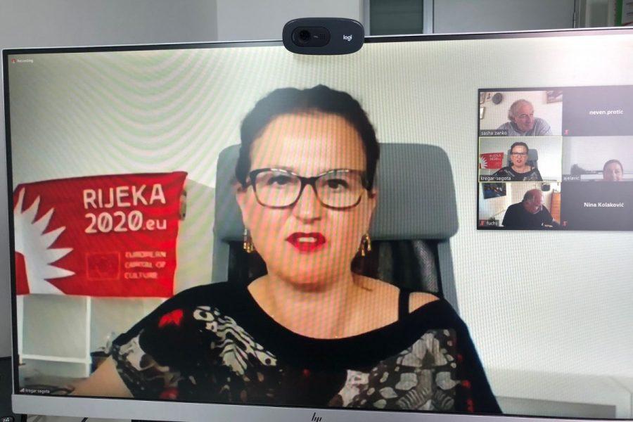 Konferencija HERItage - Irena Kregar Šegota