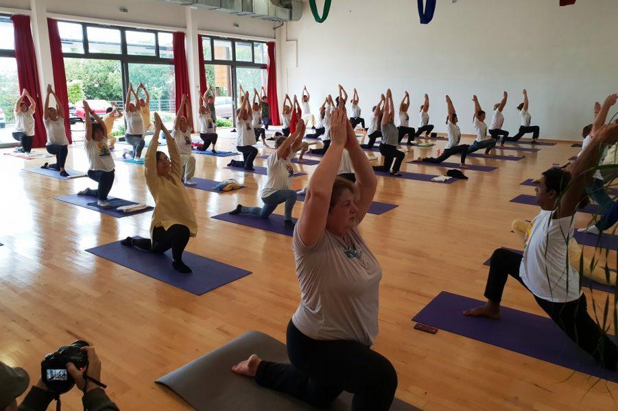 Međunarodni dan joge 2020