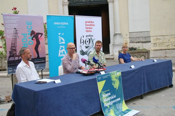 Programe su predstavili Edvin Liverić, Marin Blažević, Ivan Šarar i Magdalena Lupi Alvir