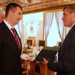 Novi mađarski veleposlanik