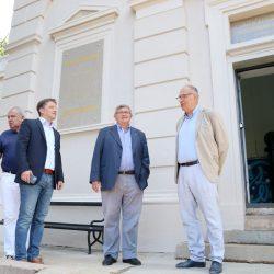 Marko Filipović, Nikola Ivaniš, Andrej Poropat, Vojko Obersnel i Andrej Marochini