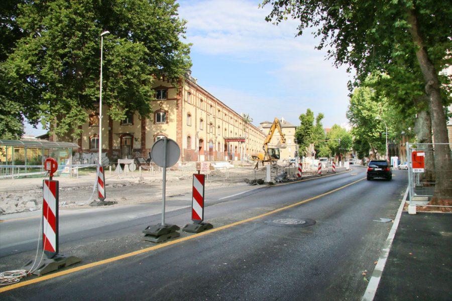 Preregulacija prometa u Krešimirovoj ulici