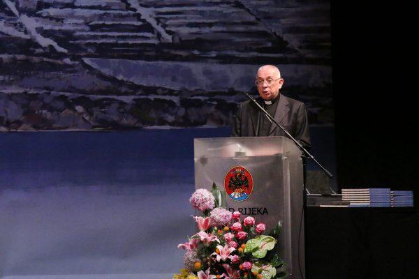 Riječki nadbiskup mons. dr. Ivan Devčić