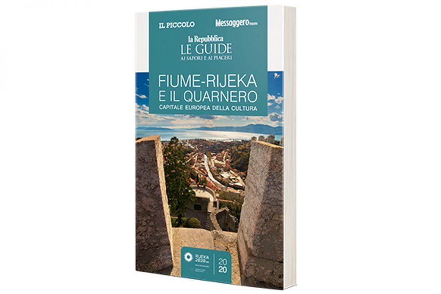 Turistički vodič u izdanju La Repubblice