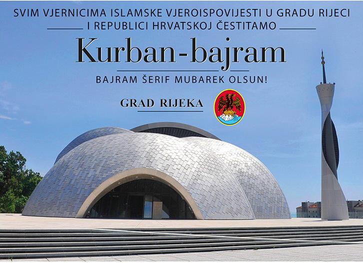 Četitka za Kurban bajram