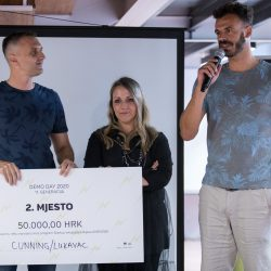 Ante Zoraja i Toni Košćina, 2. mjesto