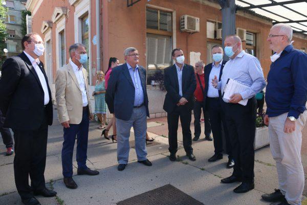 Dubravko Miholić, Gari Cappelli, Vojko Obersnel, Petar Škarpa, Kristijan Staničić, Radim Jančura