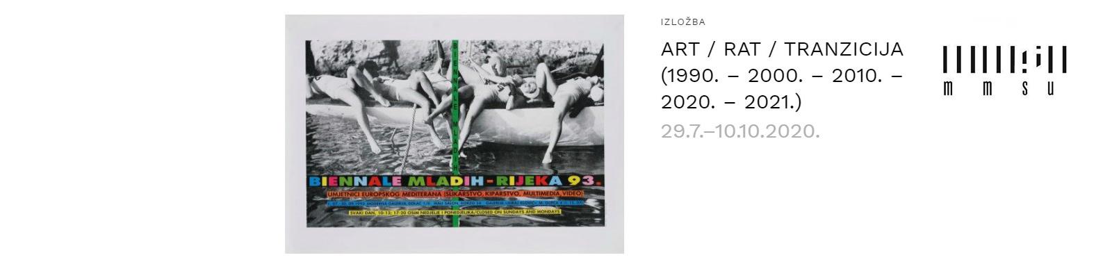 MMSU - izložba Art rat Tranzicija