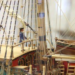 Izložba maketa brodova u CTK- Rijeka