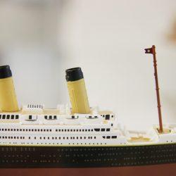 Maketa Putnički parobrod Titanic Ivana Petrovića