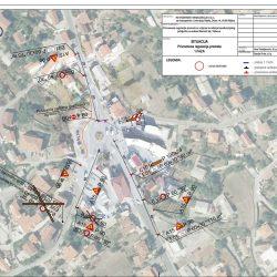 Privremena regulacija prometa Marinići